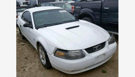 2000 Ford Mustang Coupe for sale 101144237