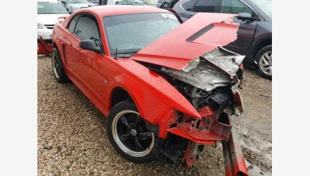 2002 Ford Mustang Coupe for sale 101144238