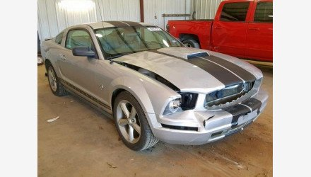 2009 Ford Mustang Coupe for sale 101144242