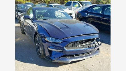 2018 Ford Mustang Coupe for sale 101144264