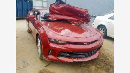 2017 Chevrolet Camaro LT Coupe for sale 101144265