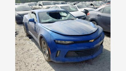 2018 Chevrolet Camaro LS Coupe for sale 101144302
