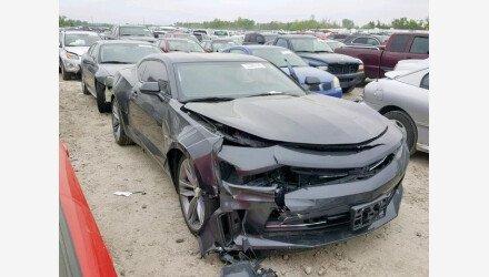 2018 Chevrolet Camaro for sale 101144308