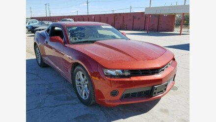 2015 Chevrolet Camaro LS Coupe for sale 101144338