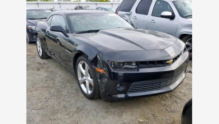2015 Chevrolet Camaro LT Coupe for sale 101144342