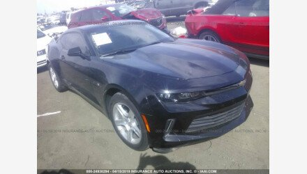 2018 Chevrolet Camaro LT Coupe for sale 101144364