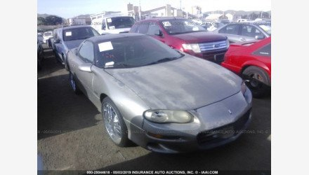 2000 Chevrolet Camaro Z28 Coupe for sale 101144457
