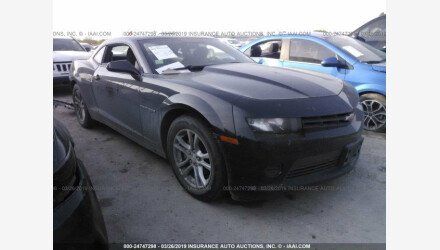 2014 Chevrolet Camaro LS Coupe for sale 101144475