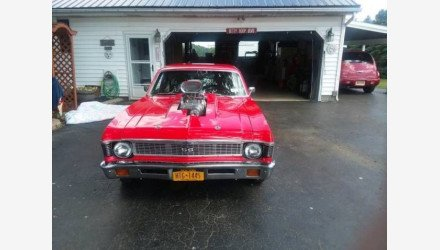 1972 Chevrolet Nova for sale 101144572