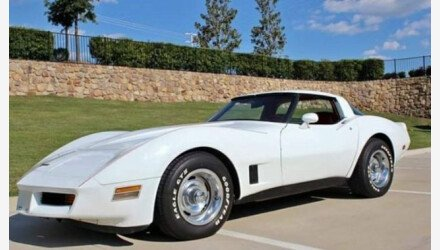 1981 Chevrolet Corvette for sale 101144573