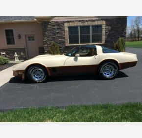 1981 Chevrolet Corvette for sale 101144579