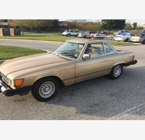 1984 Mercedes-Benz 380SL for sale 101144593