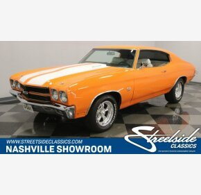 1970 Chevrolet Chevelle SS for sale 101144625