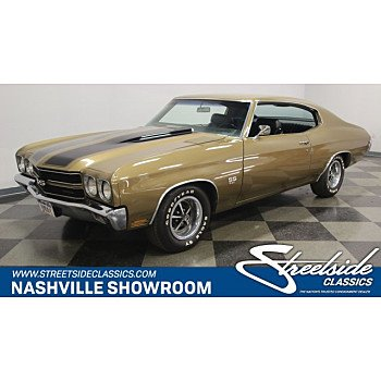 1970 Chevrolet Chevelle SS for sale 101144627