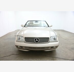 2000 Mercedes-Benz SL500 for sale 101144632