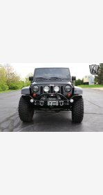 2012 Jeep Wrangler 4WD Unlimited Rubicon for sale 101144690