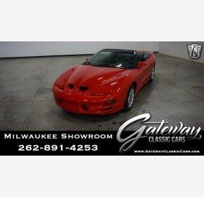 1999 Pontiac Firebird Trans Am Convertible for sale 101144695