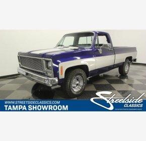 1979 Chevrolet C/K Truck Scottsdale for sale 101144733