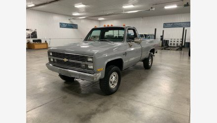 1983 Chevrolet C/K Truck 4x4 Regular Cab 3500 for sale 101144828