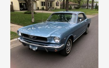 1966 Ford Mustang for sale 101144830