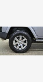 2013 Jeep Wrangler 4WD Unlimited Sahara for sale 101144835
