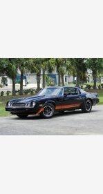 1980 Chevrolet Camaro for sale 101144838