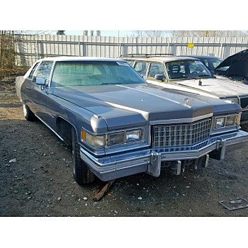 1976 Cadillac De Ville for sale 101144844