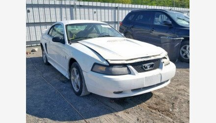 2003 Ford Mustang Coupe for sale 101144889