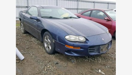 2001 Chevrolet Camaro Coupe for sale 101144935