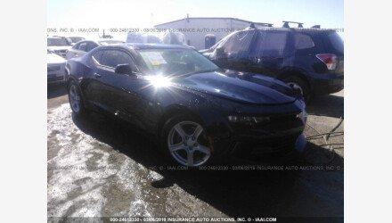 2018 Chevrolet Camaro for sale 101145011