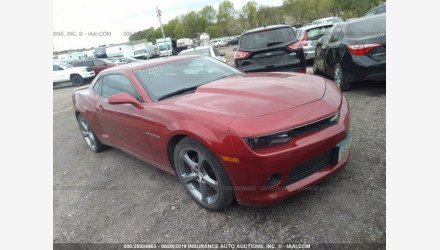 2014 Chevrolet Camaro LT Coupe for sale 101145133