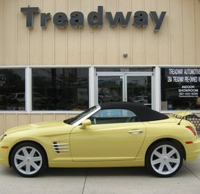 2005 Chrysler Crossfire Limited Convertible for sale 101145288