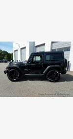 2014 Jeep Wrangler 4WD Sport for sale 101145327