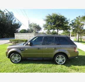 2011 Land Rover Range Rover Sport HSE LUX for sale 101145384