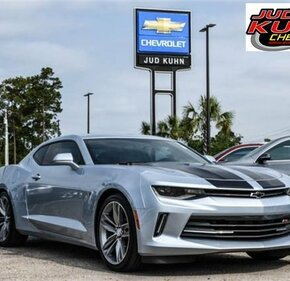 2017 Chevrolet Camaro LT Coupe for sale 101145385