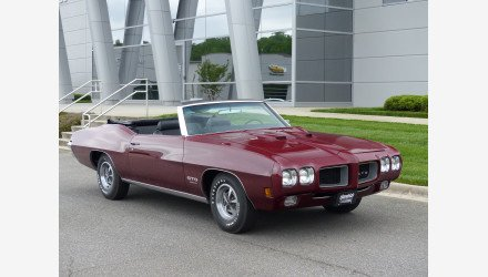 1970 Pontiac GTO for sale 101145421