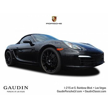 2016 Porsche Boxster for sale 101145464