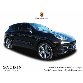 2018 Porsche Cayenne for sale 101145468