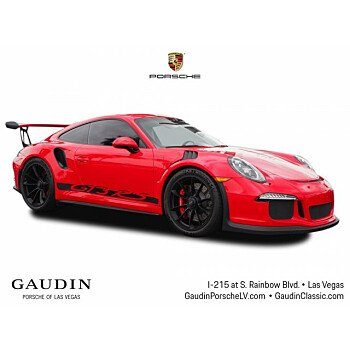 2016 Porsche 911 GT3 RS Coupe for sale 101145469