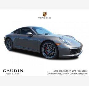 2017 Porsche 911 Coupe for sale 101145479