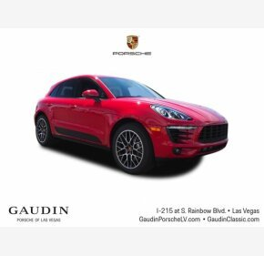 2018 Porsche Macan for sale 101145487