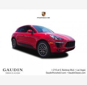 2018 Porsche Macan for sale 101145487