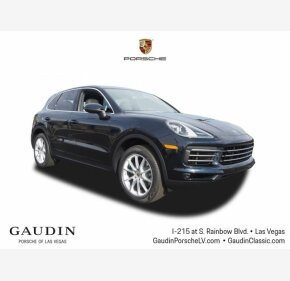 2019 Porsche Cayenne for sale 101145500