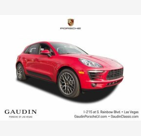 2018 Porsche Macan for sale 101145517