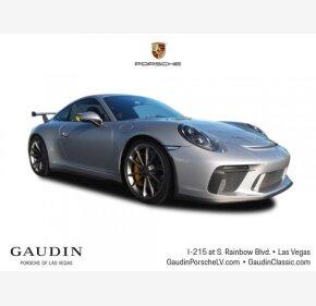 2018 Porsche 911 GT3 Coupe for sale 101145527