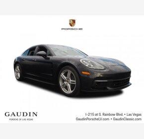 2018 Porsche Panamera for sale 101145528