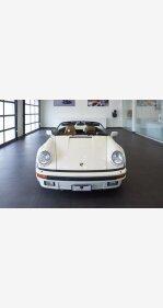 1989 Porsche 911 Carrera Cabriolet for sale 101145549