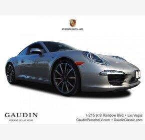 2013 Porsche 911 Carrera S Coupe for sale 101145570