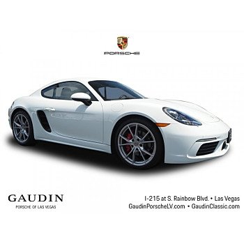 2018 Porsche 718 Cayman for sale 101145579
