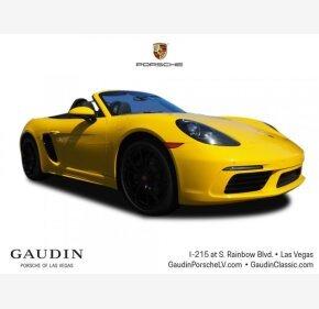 2019 Porsche 718 Boxster for sale 101145592